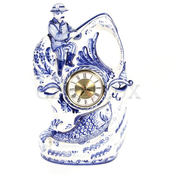 Часы «Рыбалка»