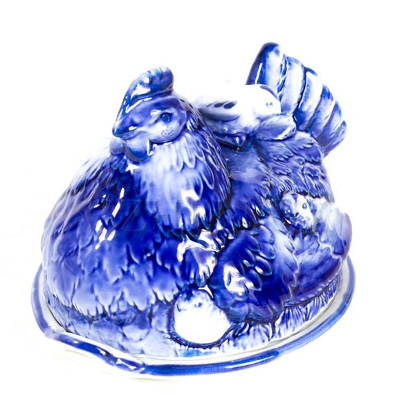 Маслёнка «Курица»