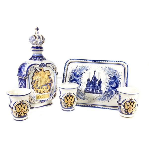 Набор подарочный «Москва» в подарочной упаковке