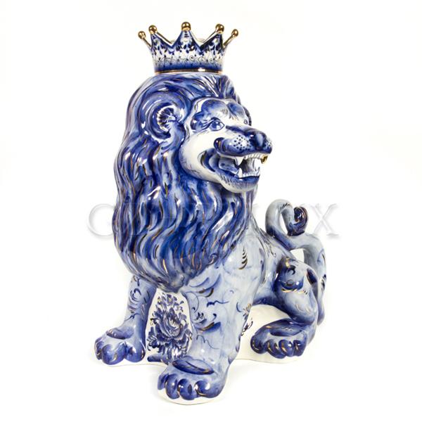 Штоф «Король Лев»