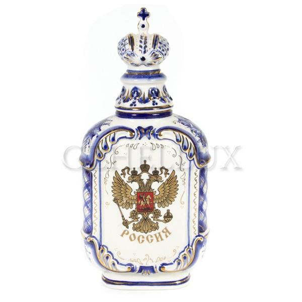 Штоф «Виват Россия»