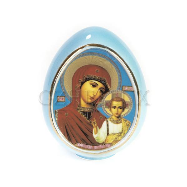 Яйцо «Усеченное» с ликами святых