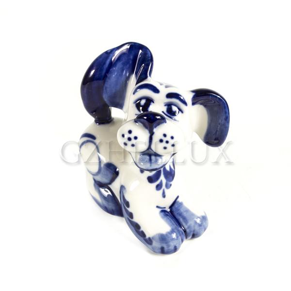 Скульптура «Пёс Ушастик»
