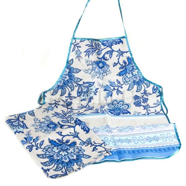 Кухонный набор «Подарочный» – полотенце и фартук