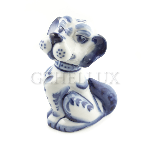 Скульптура «Пёс Любимчик»