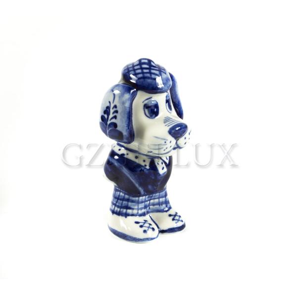 Скульптура «Пёс Шарик»