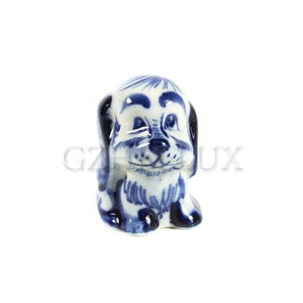 Скульптура «Собака Малышка»