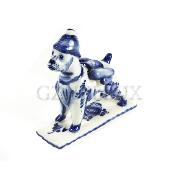 Скульптура «Собака Пожарный»