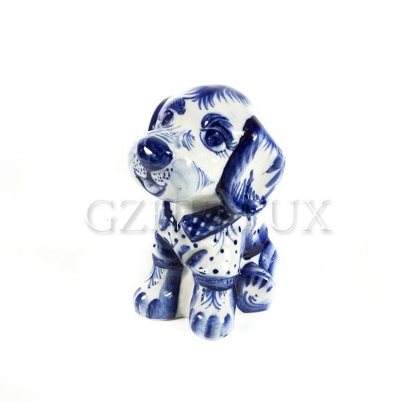 Скульптура «Собака Ученик»