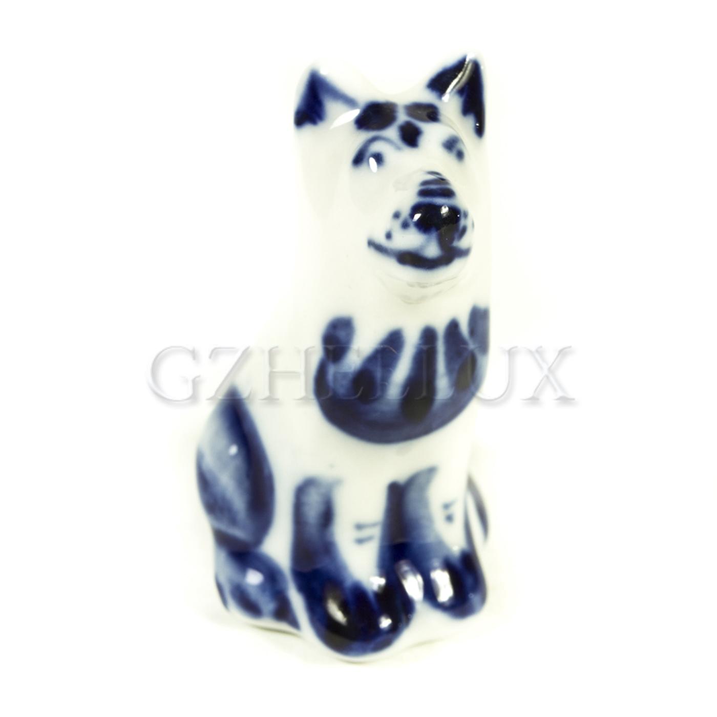 Скульптура «Пёс Джим»