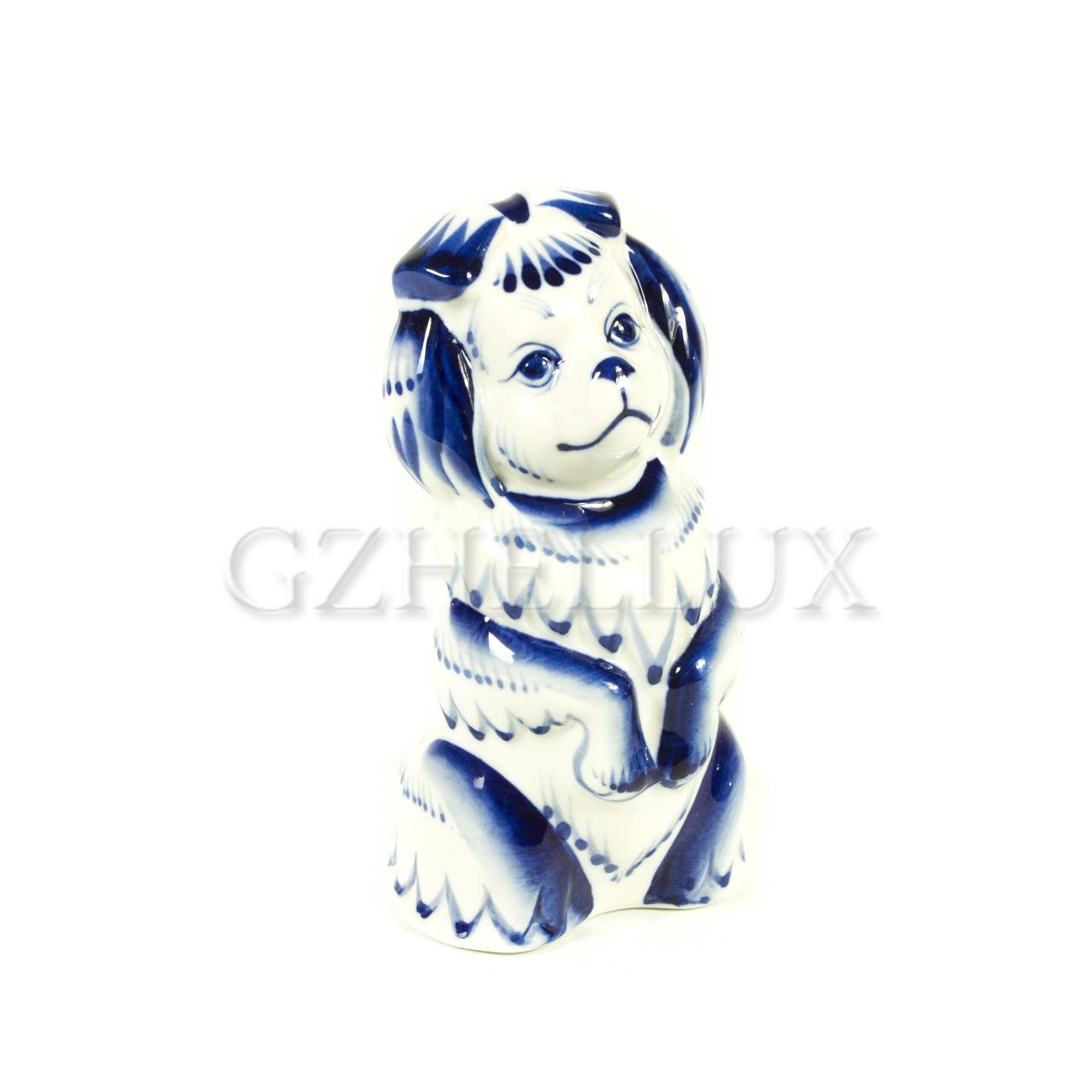 Скульптура «Собачка Джульетта»