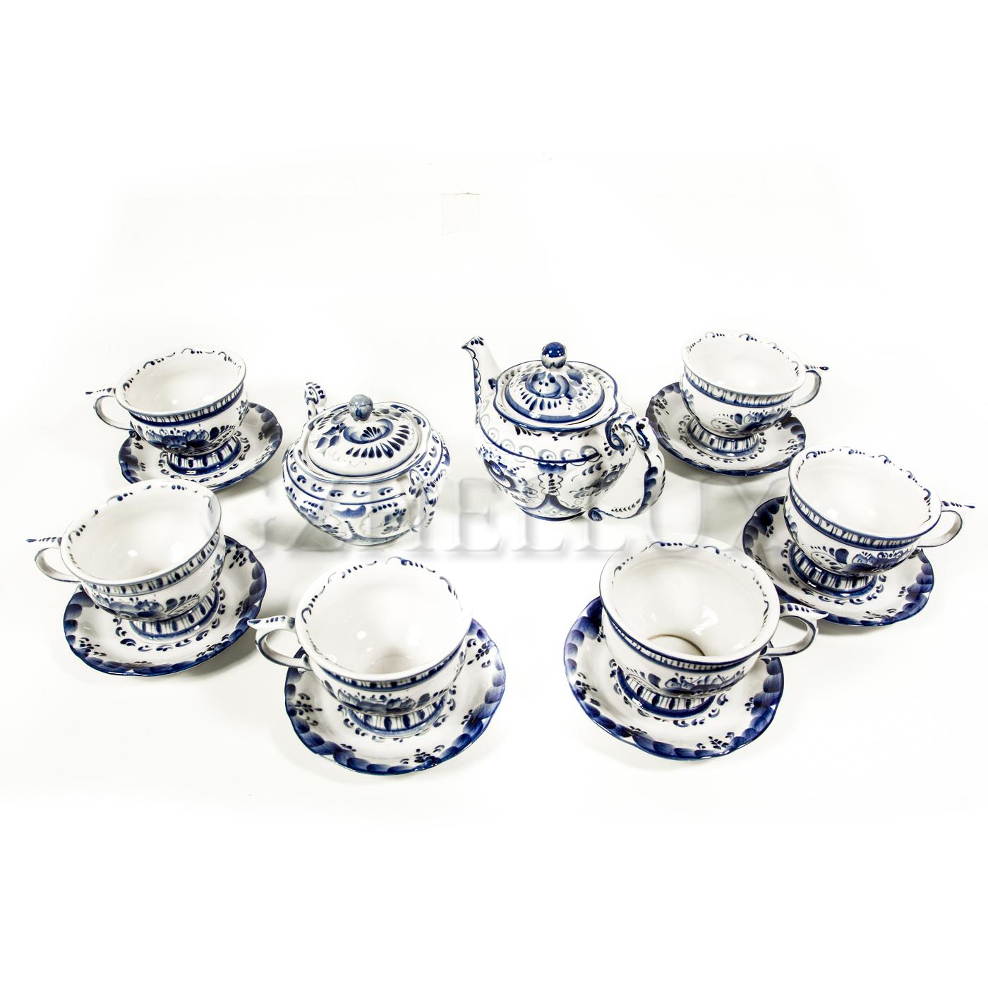 Сервиз чайный «Дачный»