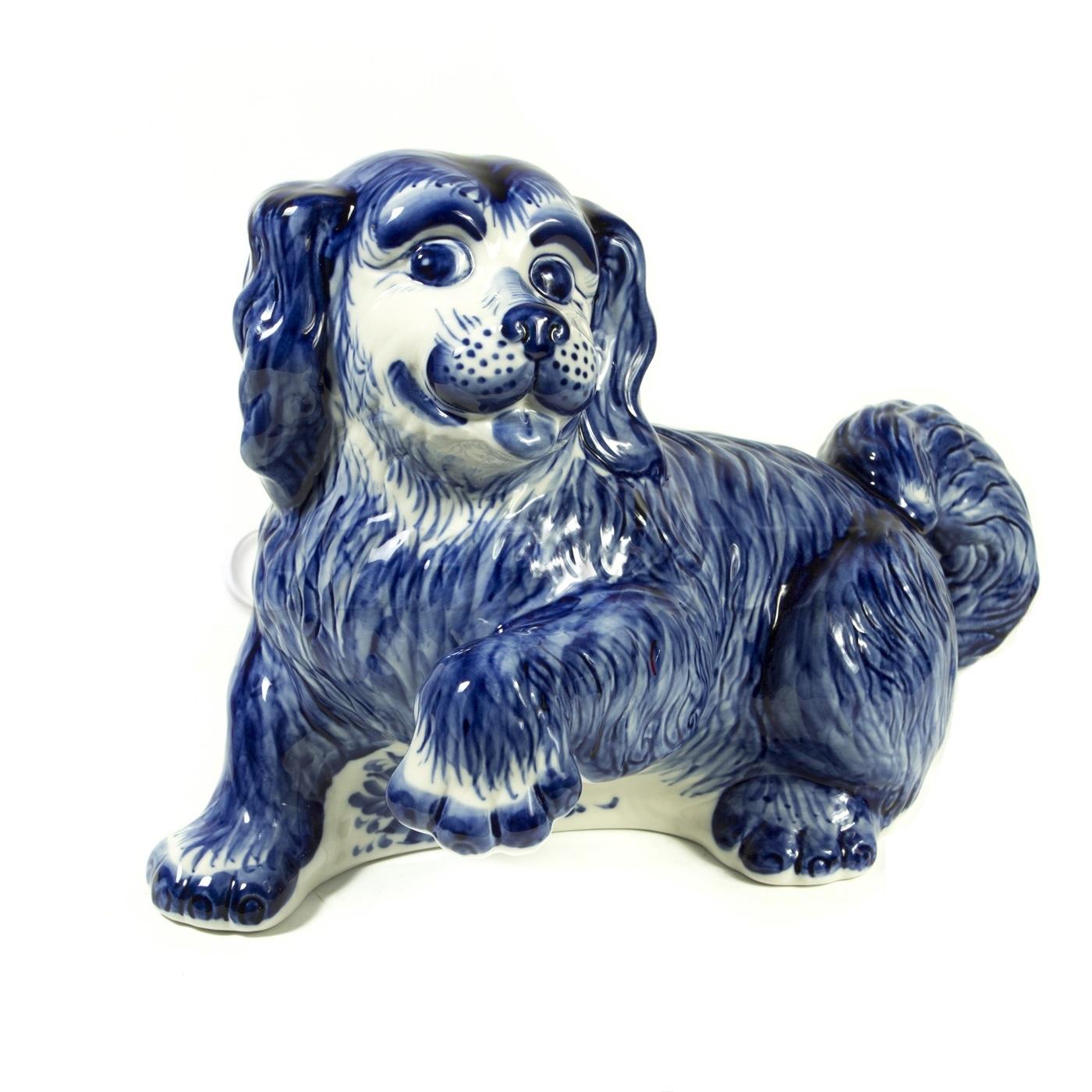 Скульптура «Пёс Большой»
