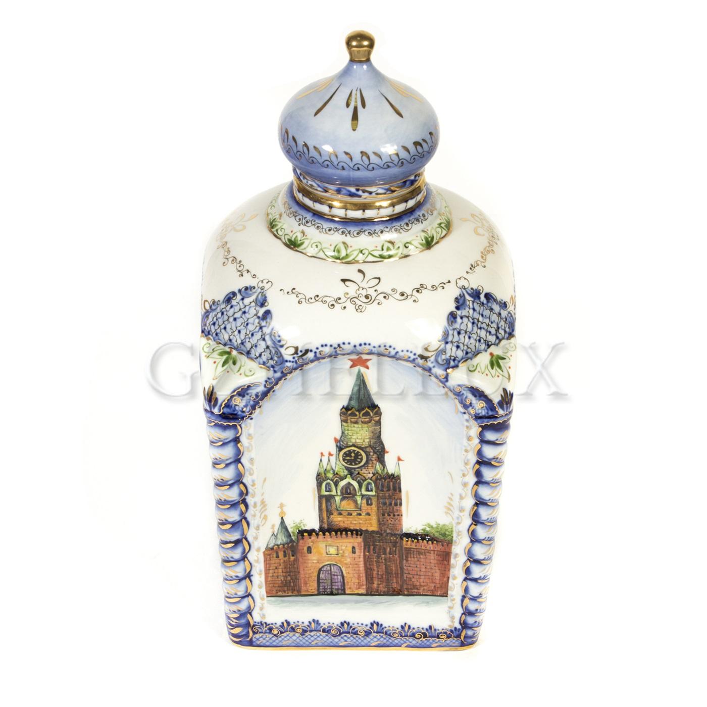 Штоф «Москва» в красках (4 изображения)