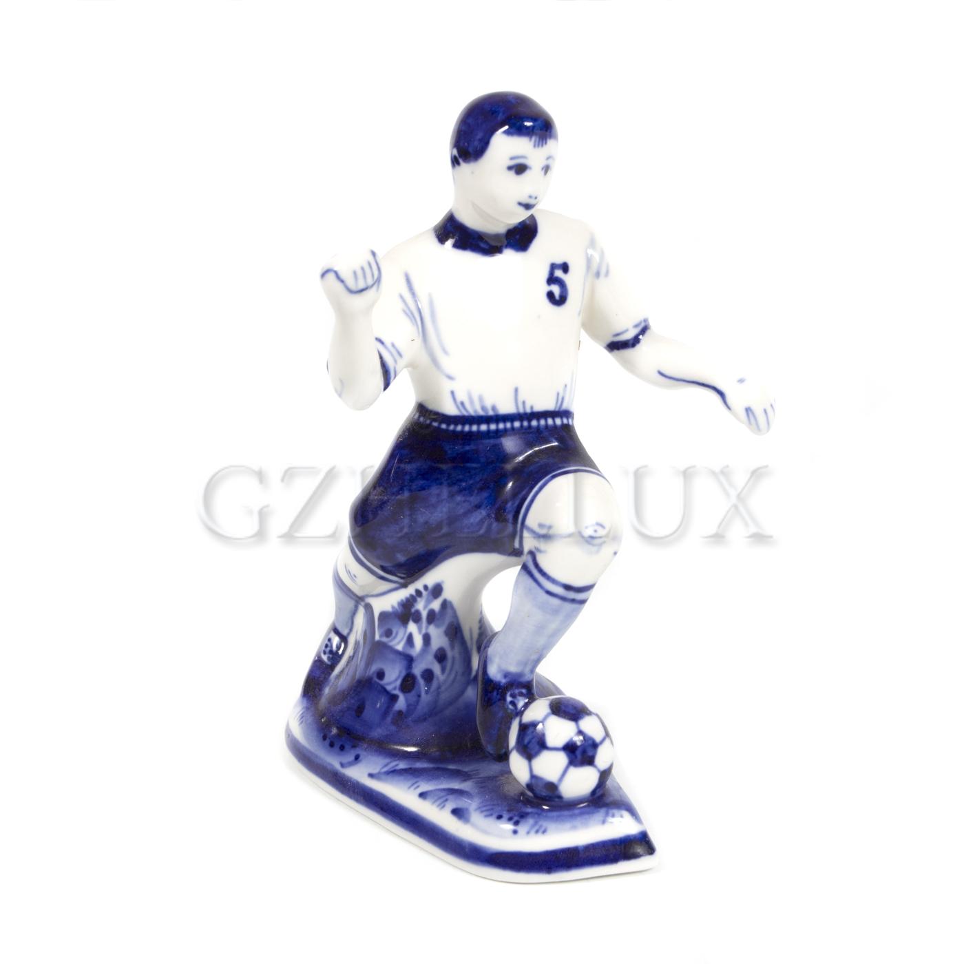 Скульптура «Футболист» №2