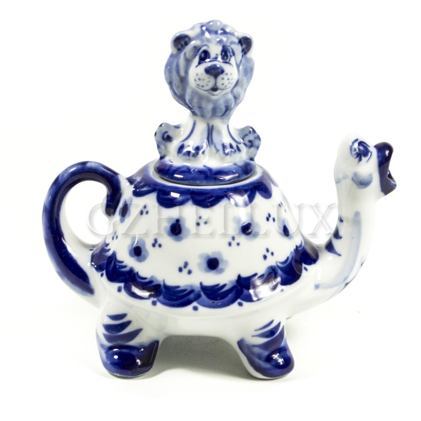 Чайник малый «Львенок и Черепаха»