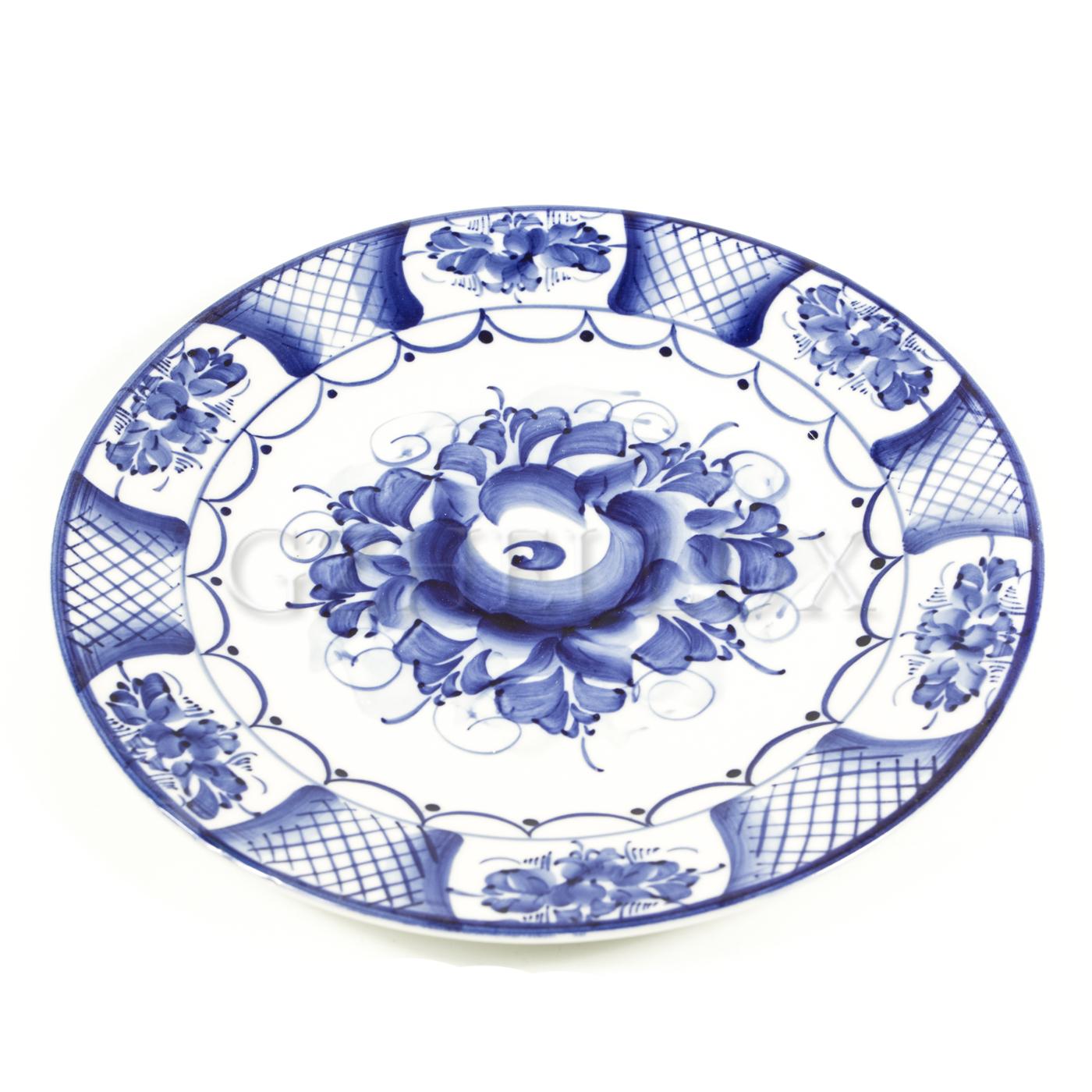Тарелка столовая «Орнамент»