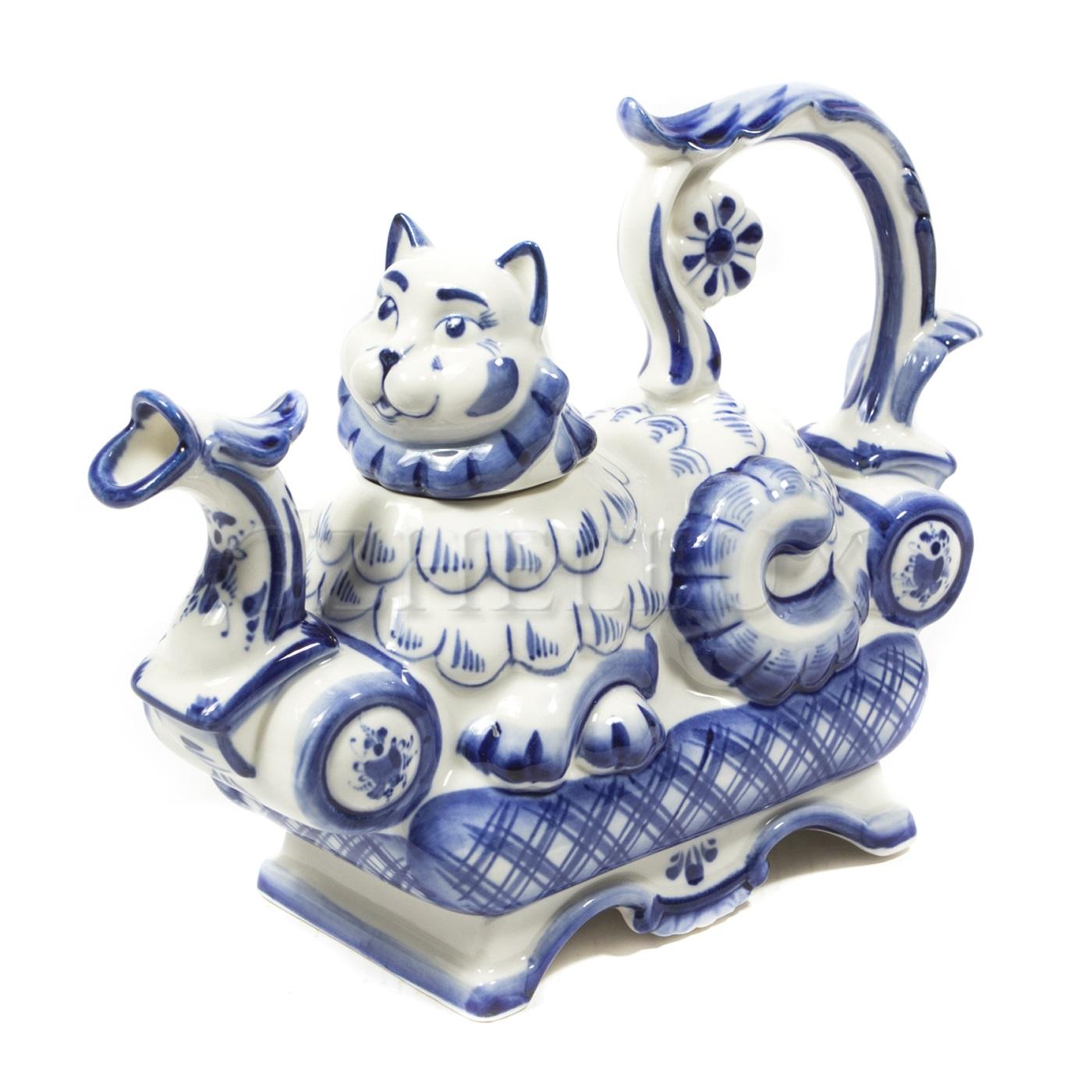 Чайник «Кот»