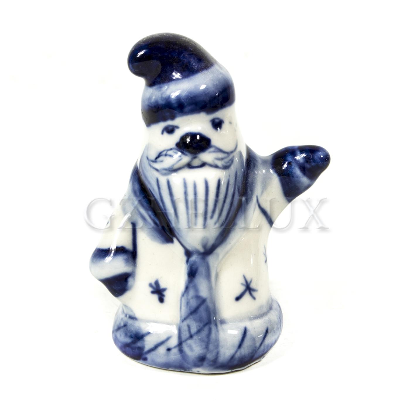 Скульптура «Дед Мороз» малый
