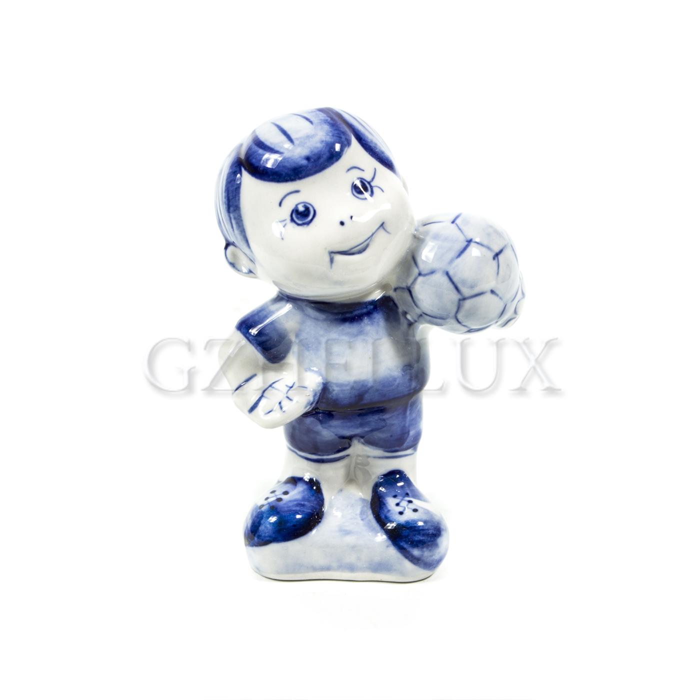 Скульптура «Футболист Юный»
