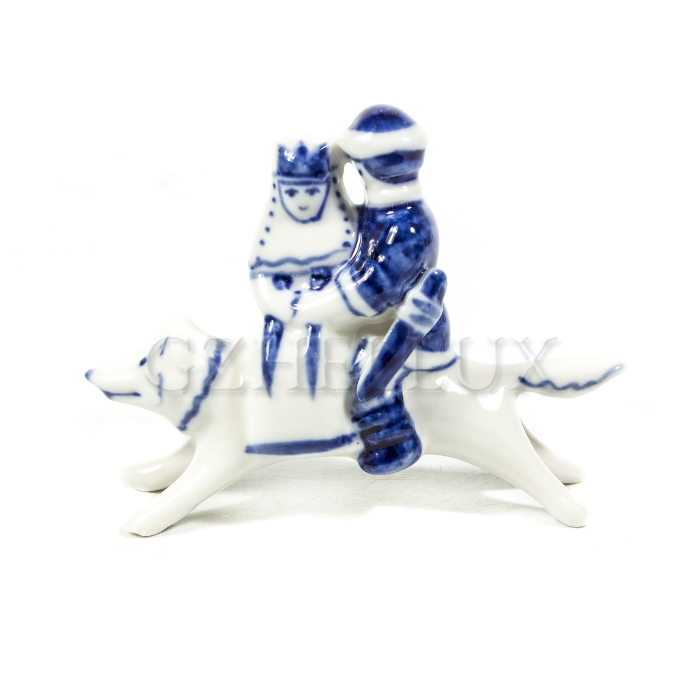 Скульптура «Иван-Царевич» малая