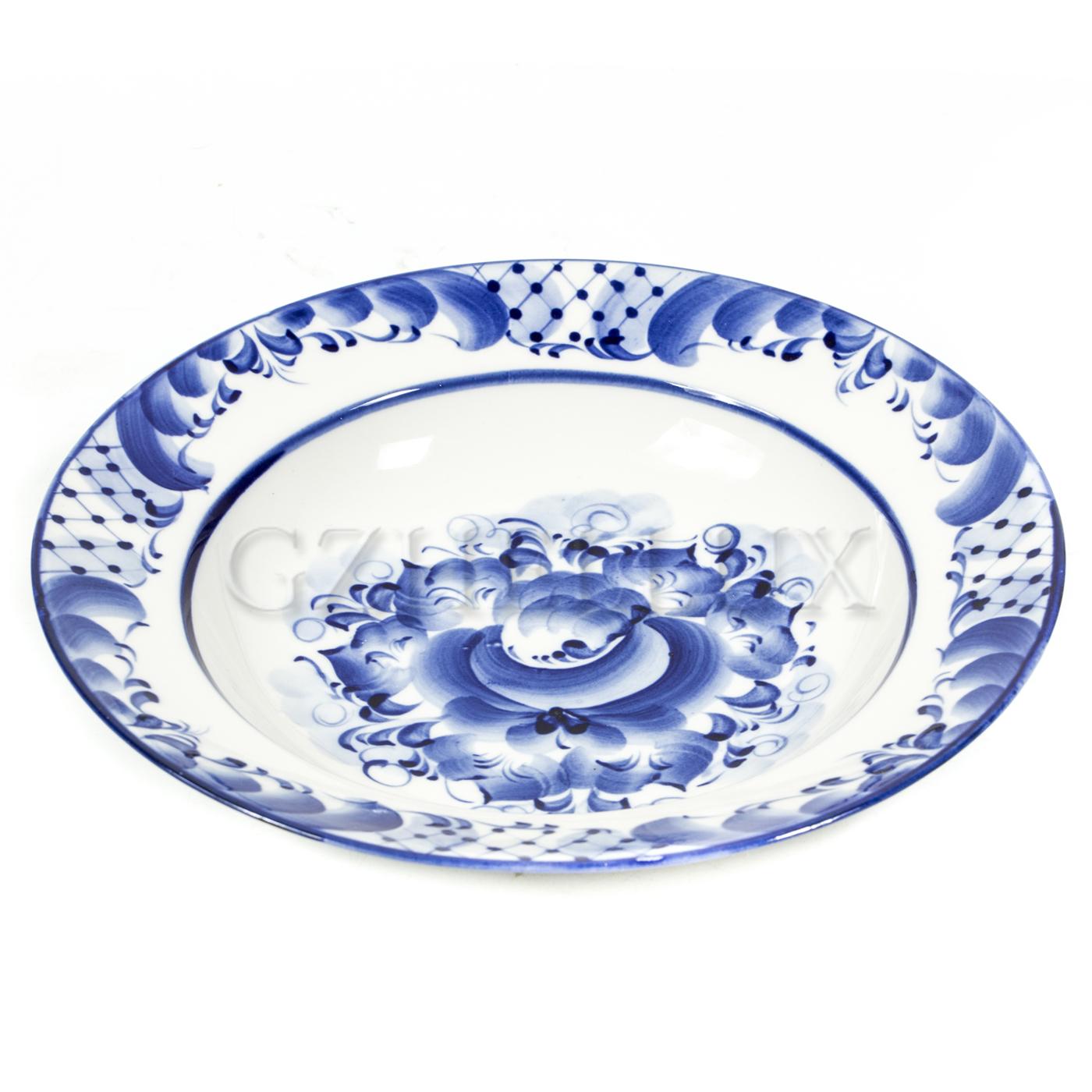Тарелка столовая «Суповая»