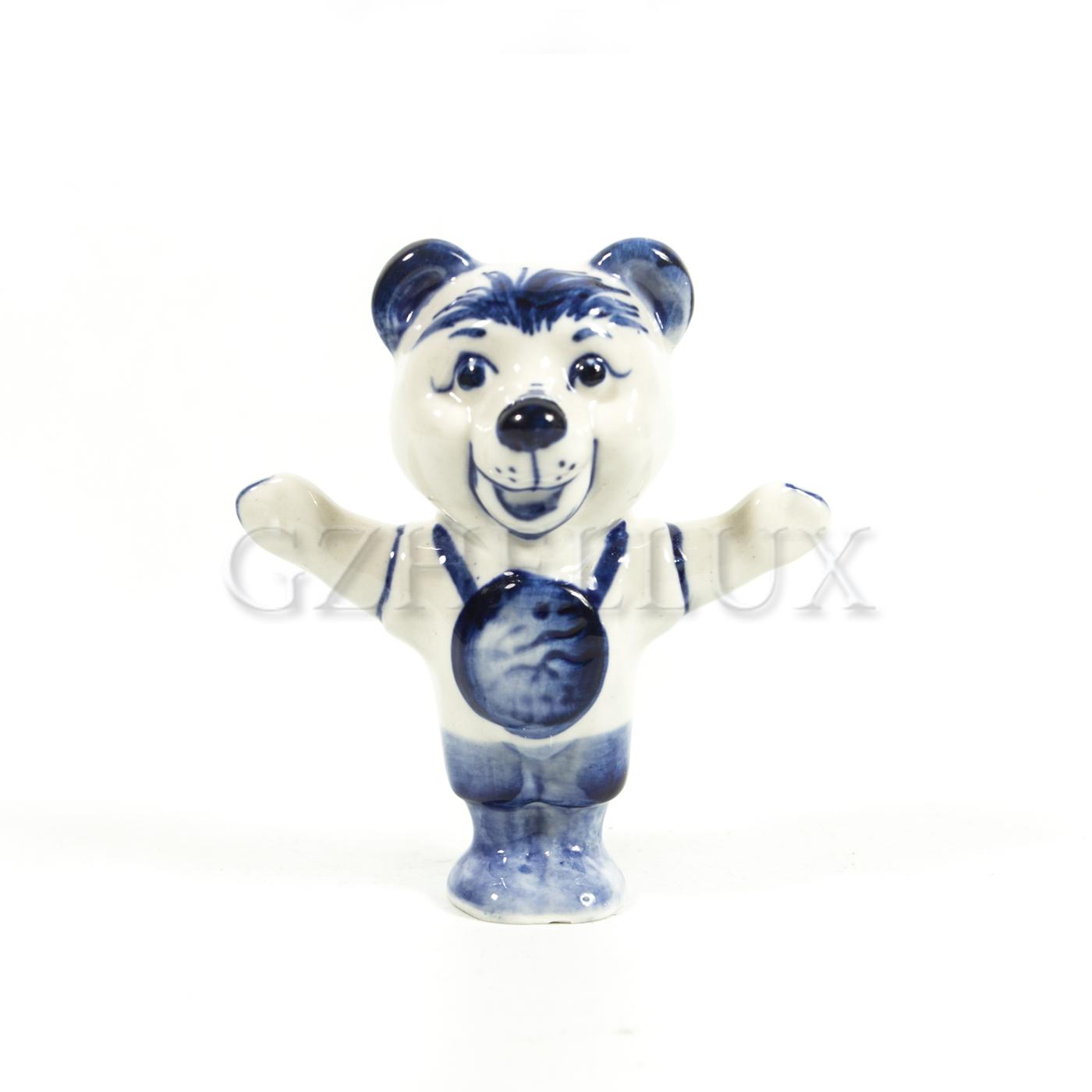 Скульптура «Медведь-Победитель»