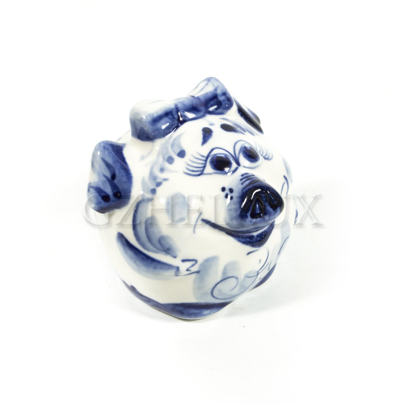 Скульптура «Свинка Нюша»