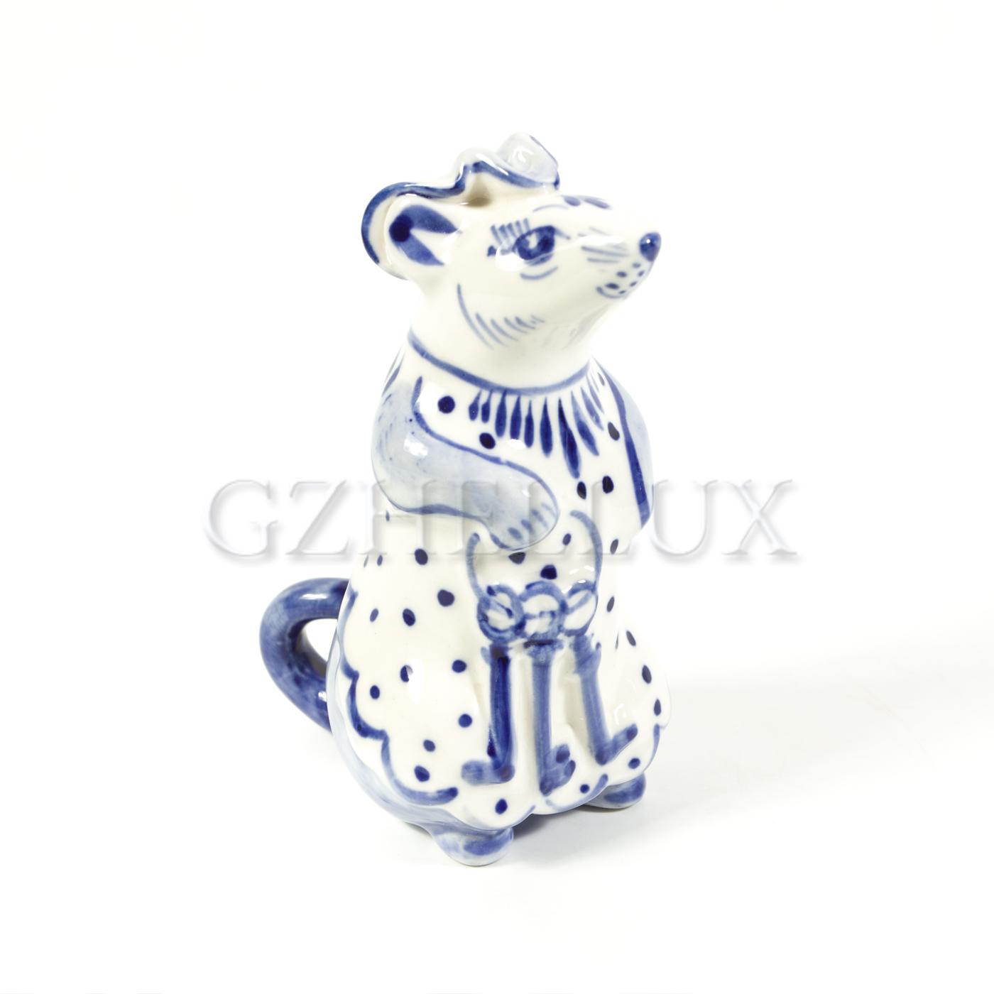 Скульптура «Мышь — Хозяйка кладовой»