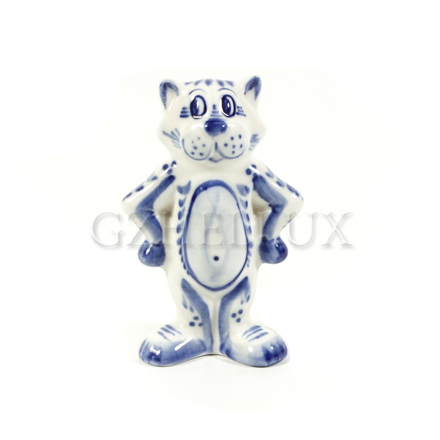 Скульптура «Кот Том»