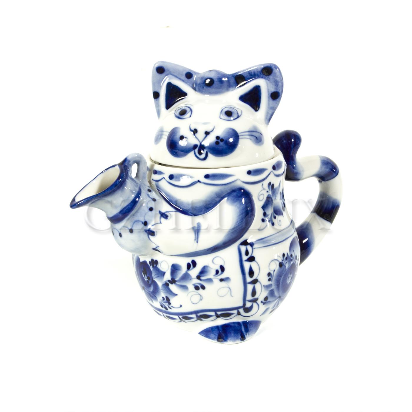 Чайник «Кот Домашний»