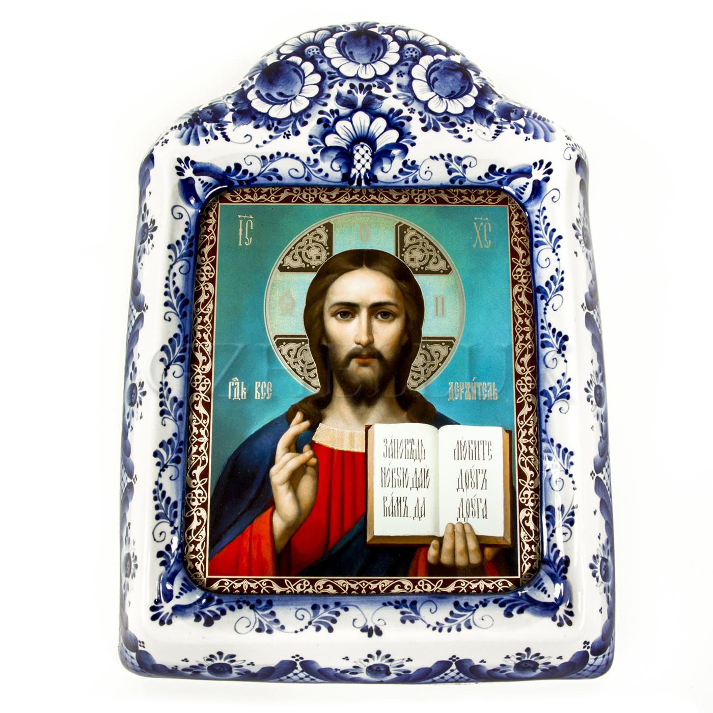 Киот настенный «Икона Христа Спасителя»