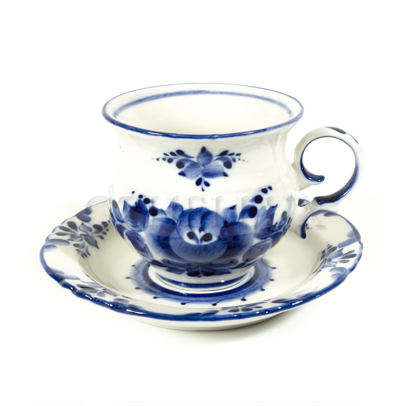 Чайная пара «Букет»