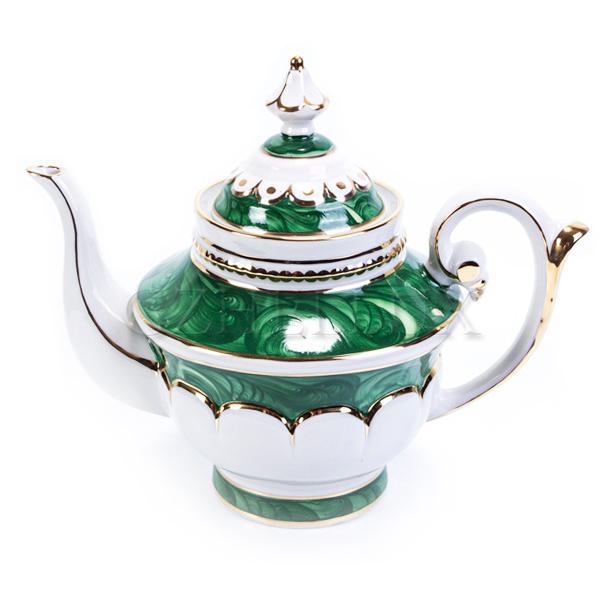 Чайник «Малахитовый»