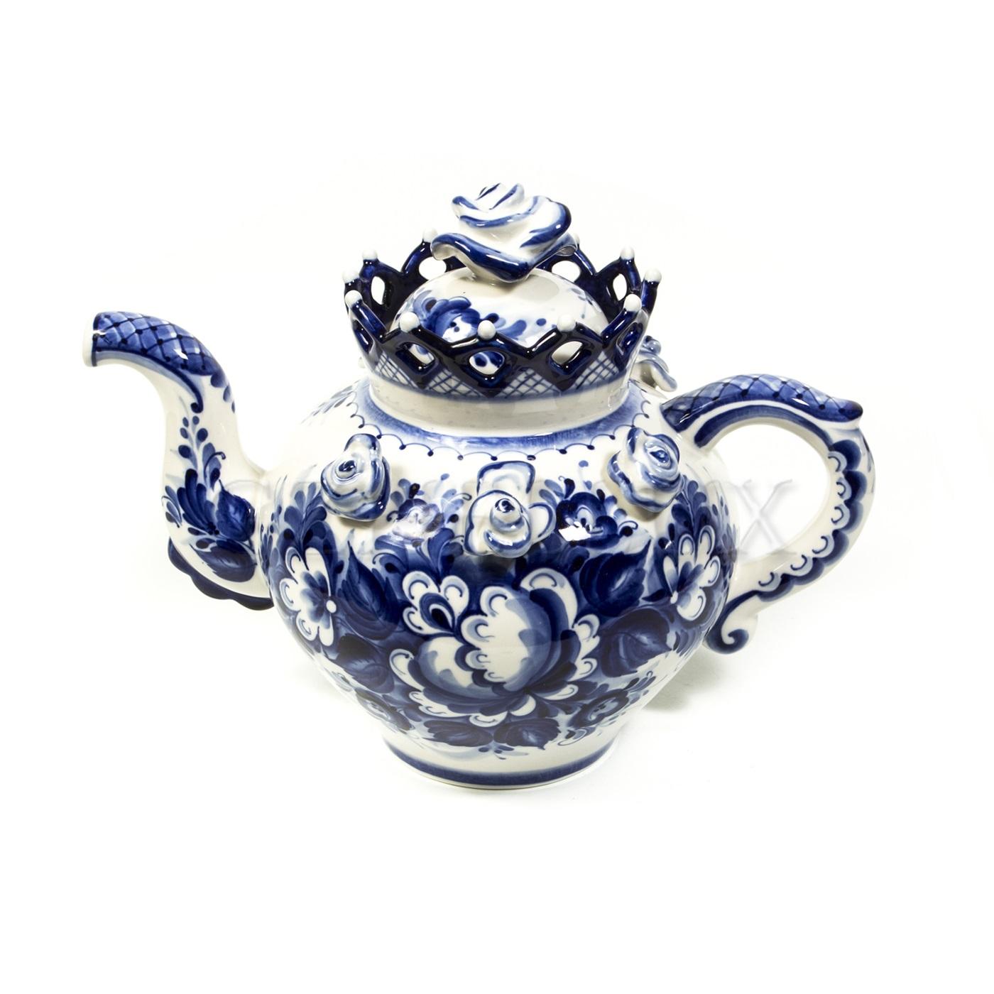Чайник «С Короной»