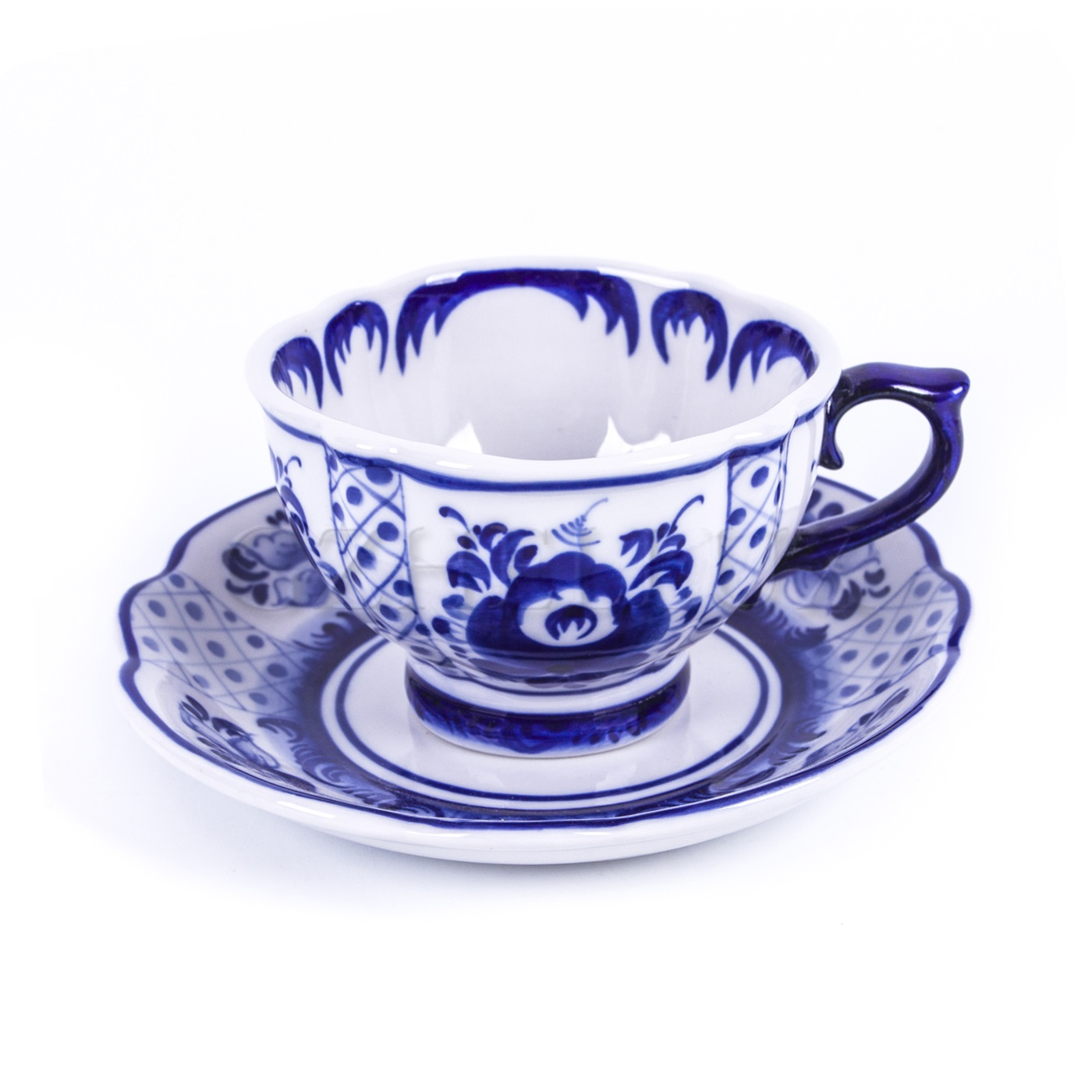 Чайная пара «Традиционная»