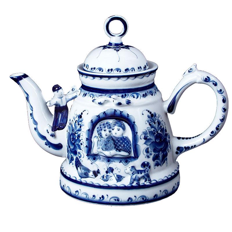 Чайник «Совет да Любовь»