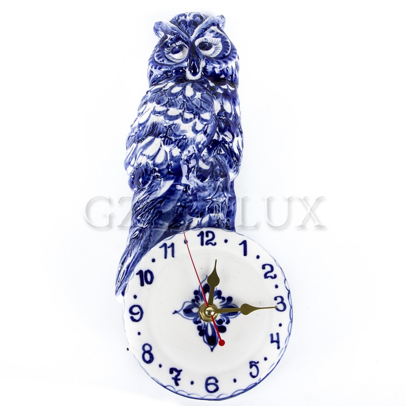 Часы «Сова»