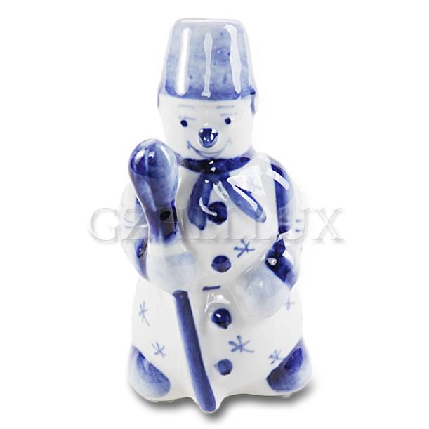 Скульптура «Снеговик»