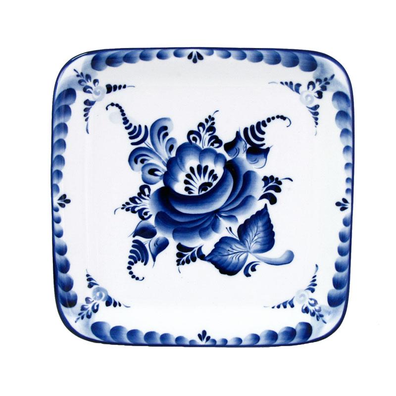 Тарелка столовая «Квадрат»