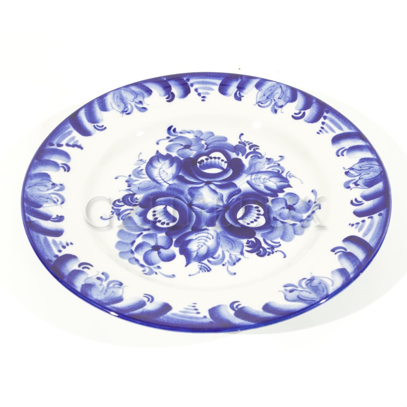 Тарелка столовая «Букет»