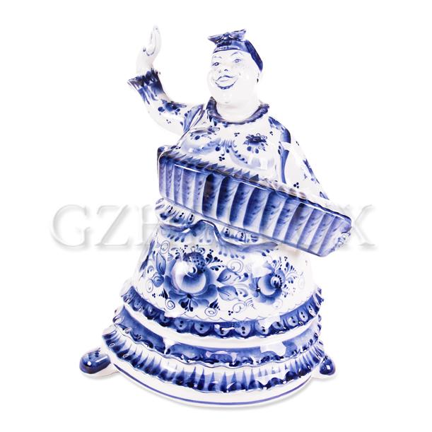 Скульптура «Семёновна»