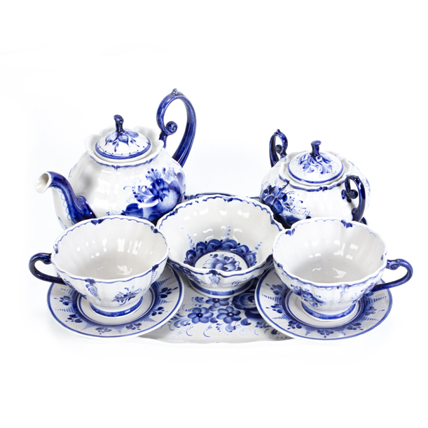 Сервиз чайный «Юбилейный»