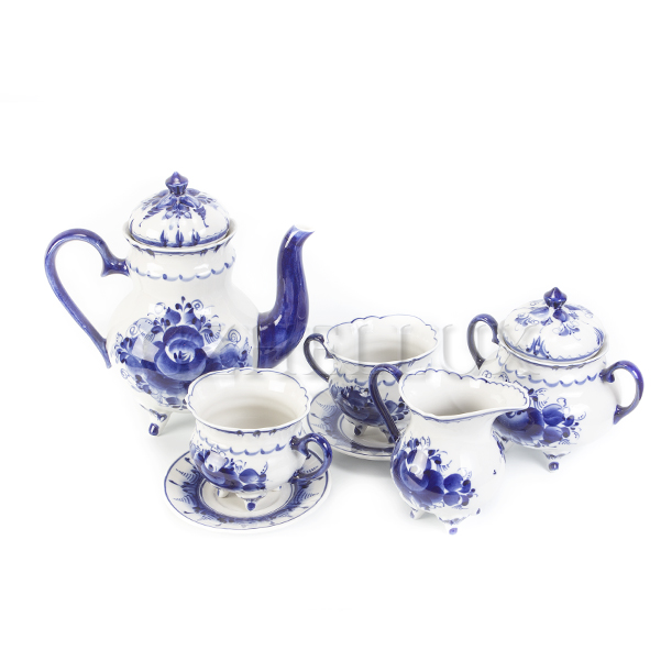 Сервиз чайный «Любовь»