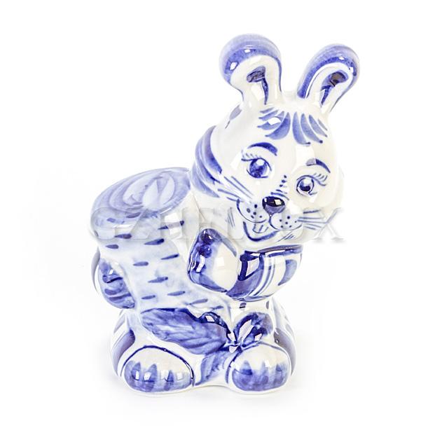 Скульптура «Заяц с Барабаном»