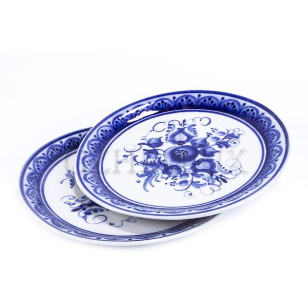 Тарелка пирожковая «Воробышек»