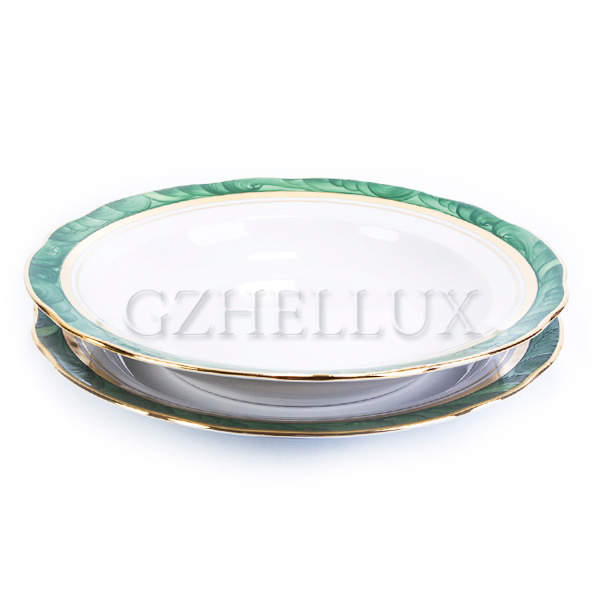Тарелка столовая «Торжественная»