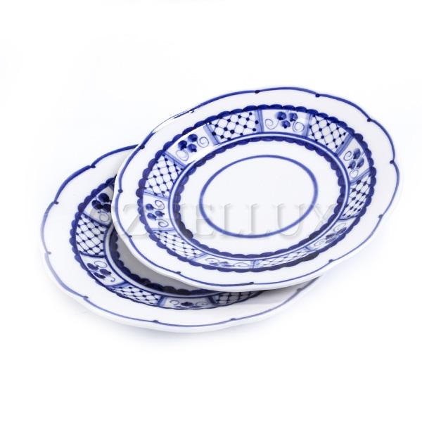 Тарелка пирожковая «Сеточка»