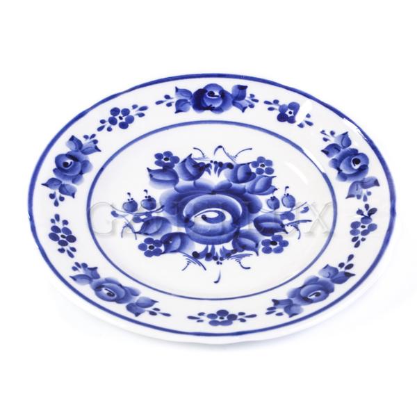 Тарелка пирожковая «Роза»