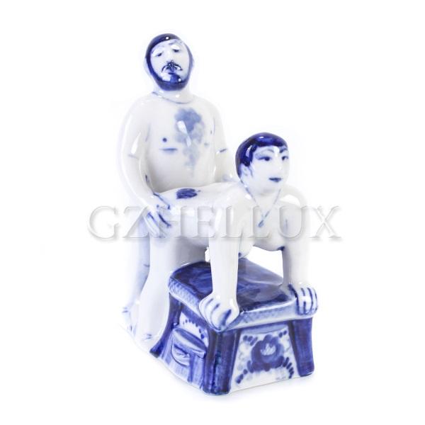 Скульптура Ню «Камасутра» №3